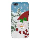 Snowman: Winters Beauty iPhone 5 Case