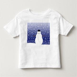 Snowman Womens Toddler Top