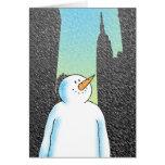 Snowmanhattan Cards