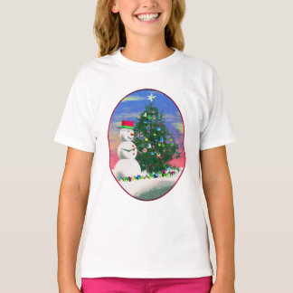 Snowman's Christmas T-Shirt
