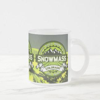 Snowmass Color Logo Scenic Mug
