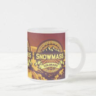 Snowmass Color Logo Vibrant Mug