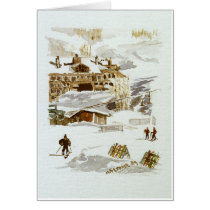 Snowmass Colorado Card