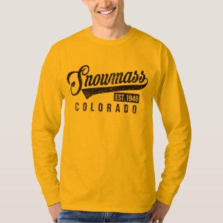 Snowmass Colorado T-Shirt