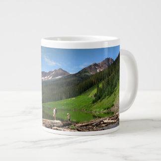 Snowmass Creek Aspen Colorado Large Coffee Mug