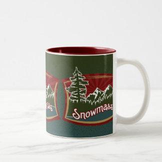 Snowmass Mountain Mug