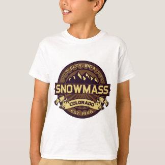 Snowmass Sepia T-Shirt