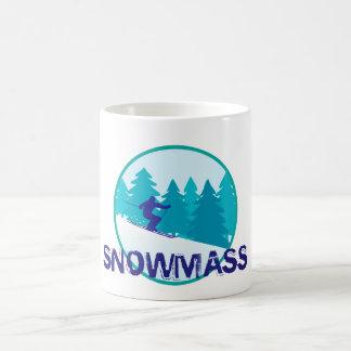 Snowmass Ski Circle Coffee Mug