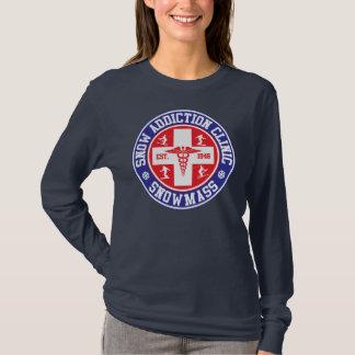 Snowmass Snow Addiction Clinic T-Shirt