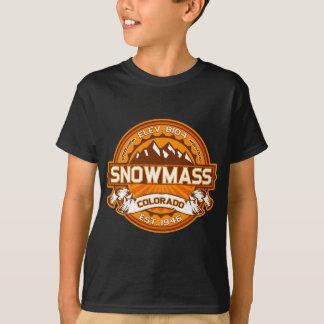 Snowmass Tangerine T-Shirt