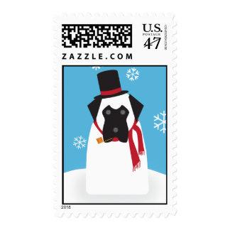 Snowmastiff Postage