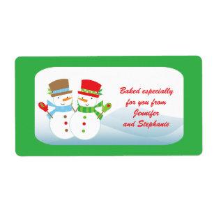 christmas labels christmas address labels zazzle