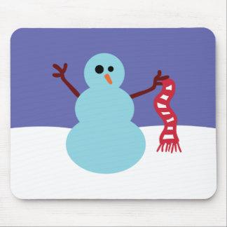 Snowmen Gone Wild! Mouse Pad