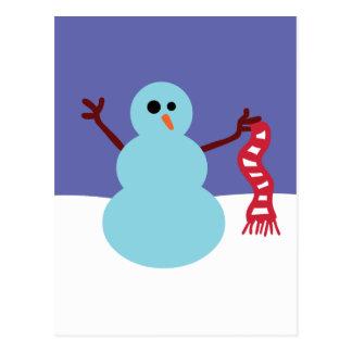 Snowmen Gone Wild! Post Cards
