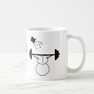 Snowmen should not snatch cup
