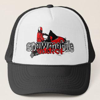 Snowmobile Addict Trucker Hat