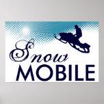 snowmobile altísimo impresiones