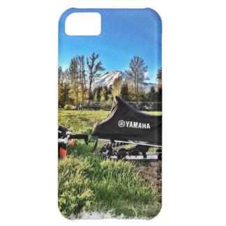 snowmobile iPhone 5C case