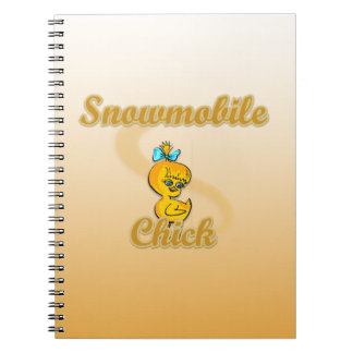 Snowmobile Chick Journals