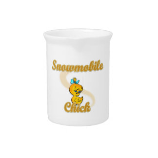 Snowmobile Chick Pitchers