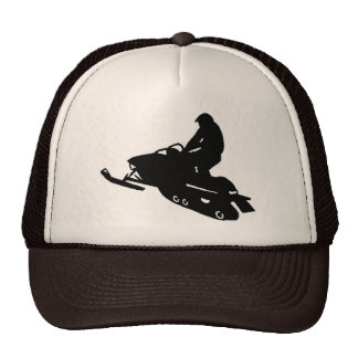 Snowmobile Hats
