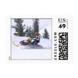 Snowmobile.JPG Postage Stamps