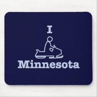 Snowmobile Minnesota Tapetes De Ratones
