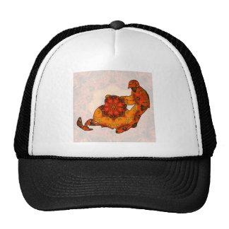 Snowmobile racing 02 trucker hats
