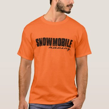 jbb926 Snowmobile Racing T-shirt