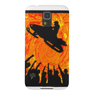 SNOWMOBILE THE DEVELOPED GALAXY S5 CASE