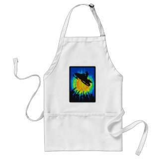 SNOWMOBILE THE DREAM ADULT APRON