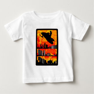 SNOWMOBILE THE FACET BABY T-Shirt