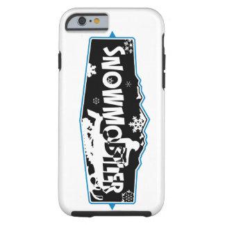 Snowmobiler iPhone 6 Tough case Tough iPhone 6 Case