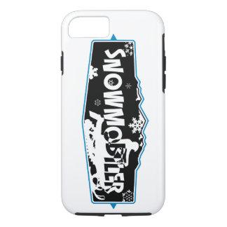 Snowmobiler iPhone 7 Tough case