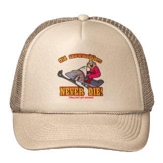 Snowmobilers Hat