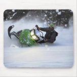 Snowmobiles Alfombrilla De Ratones