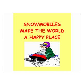 snowmobiles postal