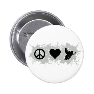 Snowmobiling 2 Inch Round Button