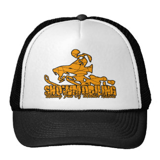 Snowmobiling Hats