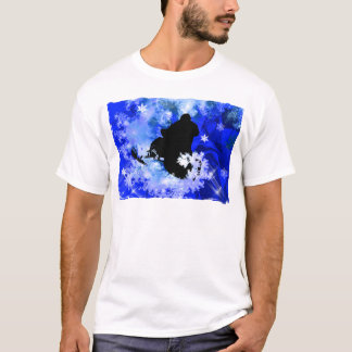 Snowmobiling in the Avalanche T-Shirt