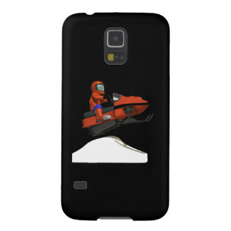 Snowmobiling Jump 2 Cases For Galaxy S5