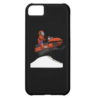 Snowmobiling Jump 2 iPhone 5C Case