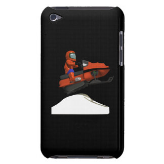 Snowmobiling Jump 2 iPod Touch Covers