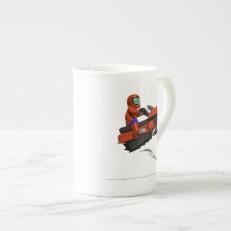 Snowmobiling Jump 2 Tea Cup