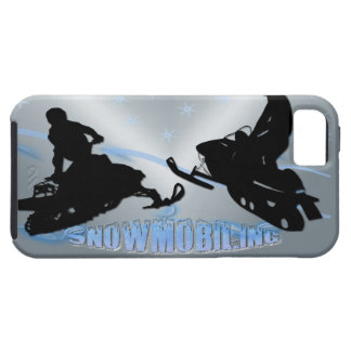 Snowmobiling - Snowmobilers Case-Mate Case iPhone 5 Cases