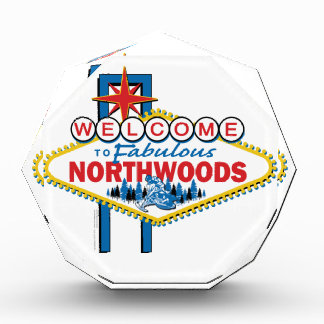 Snowmobiling/Welcome to the Fabulous Northwoods Award