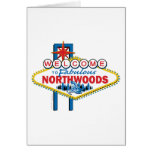 Snowmobiling/Welcome to the Northwoods Cards