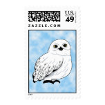 snowowl1 postage stamps
