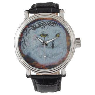 Snowowl Wrist Watch
