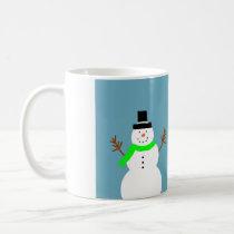 Snowpeople mug